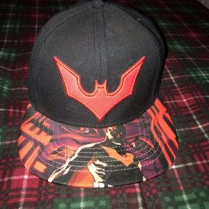 Hot Topic Accessories - Batman Beyond SnapBack cece29feb7c